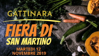 Photo of Gattinara: Fiera di San Martino 2019
