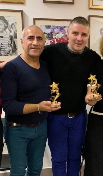 Giuseppe Cardascio e Salvatore Varvaro