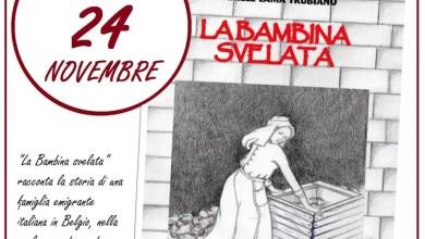 """Photo of Gattinara: presentazione libro """"La bambina svelata"""""""