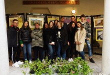 Photo of Varallo: Studenti del Liceo Classico in visita alla Biblioteca