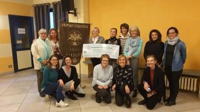 """Photo of Soroptimist Club Valsesia donazione del """"Progetto di cuore"""""""