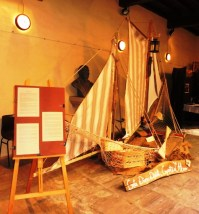 Presepe barca