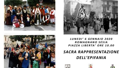 Photo of Romagnano Sesia: Sacra Rappresentazione dell'Epifania
