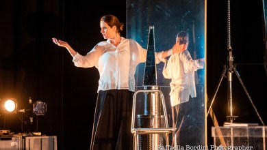 Photo of Borgosesia: spettacolo teatrale con Sara Urban