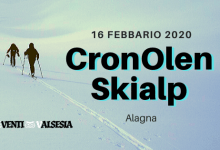 "Photo of ""Cronolen SkiAlp"" Gara di Sci Alpinismo"