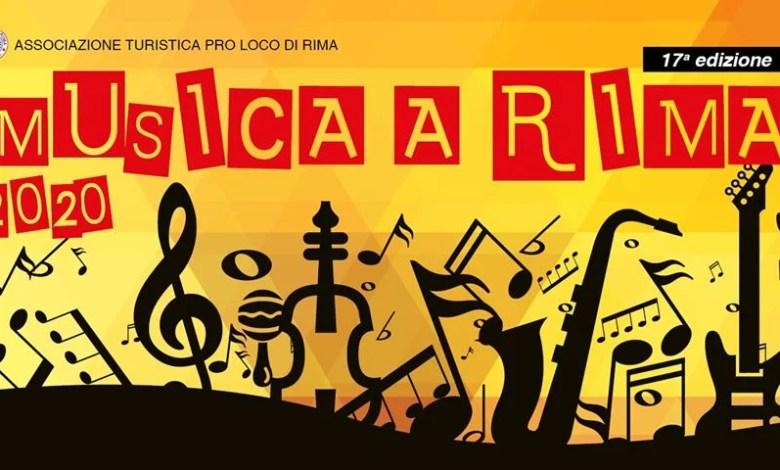 Photo of Concerto del Maestro Bianchi alla 17^ Musica a Rima