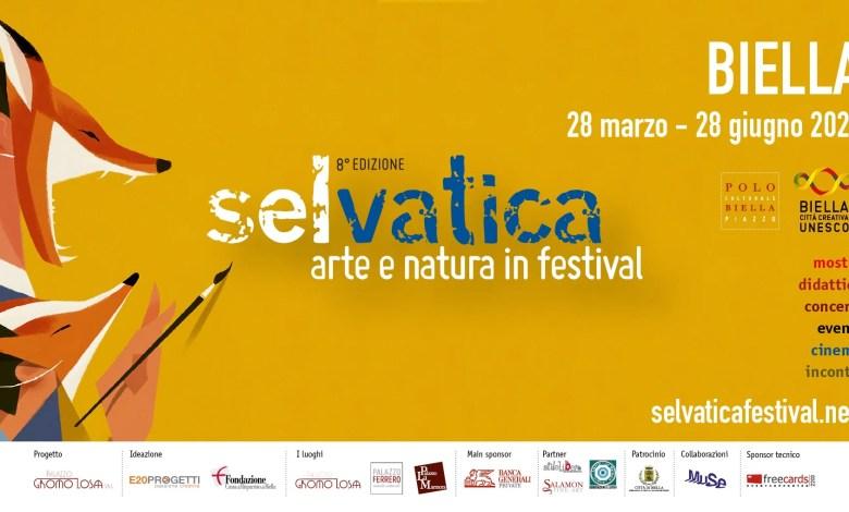 """Photo of Biella: rimandata l'ottava edizione di """"Selvatica"""" Arte e natura in festival"""