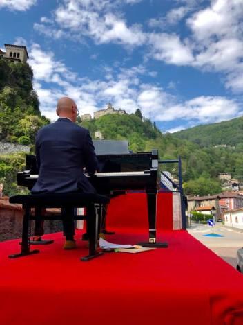 Massimo Giuseppe Bianchi concerto 25 aprile