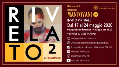 Photo of Mostra virtuale di Marcello Mantovani