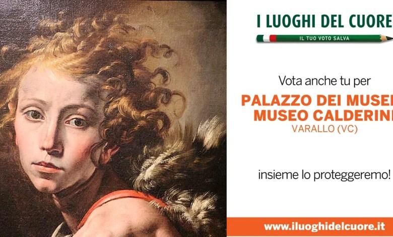 Photo of I luoghi del Cuore FAI. Vota per Palazzo dei Musei e Museo Calderini