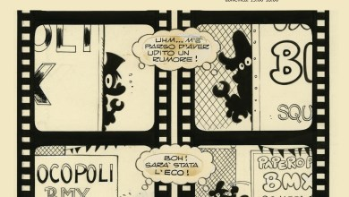 Photo of Omegna: Ciak & Quack. Tavole originali tra cinema e fumetto