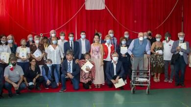 Photo of Prato Sesia: premiati i vincitori del Concorso nazionale di poesia Castello di Sopramonte