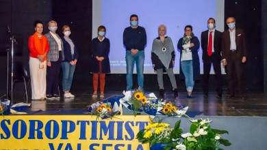 "Photo of Quarona: presentato il corso Antiviolenza ""Non ci cascare"""