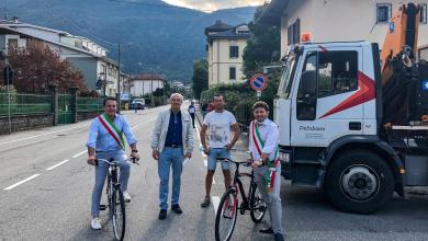 Photo of Al via i lavori per la pista ciclabile Varallo-Quarona
