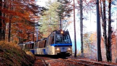 Photo of Val Vigezzo: torna la magia del treno del foliage