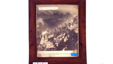 Photo of Il Sacrario del 4° Reggimento Alpini in mostra al Forte di Bard