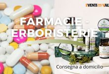 Photo of Valsesia: Farmacie-Erboristerie consegna a domicilio