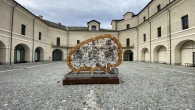 Photo of La gradiosa opera di Paolo Barichello al Forte di Bard