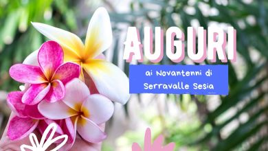 "Photo of Auguri ai ""Novantenni"" di Serravalle Sesia!"