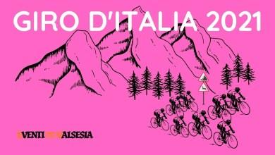 Photo of Il Giro d'Italia 2021 passa dalla Valsesia