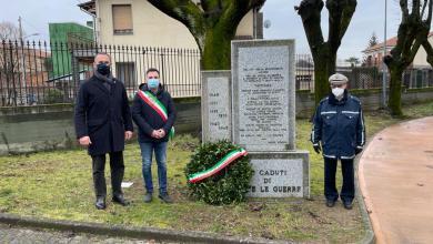 """Photo of Gattinara: celebrazione """"Giornata dellla memoria"""" e """"Giorno del ricordo"""""""