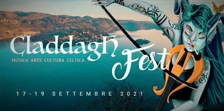 Photo of Lago d'Orta: Claddagh fest 2021