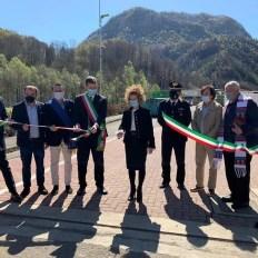 inaugurazione area ecologica Plello2