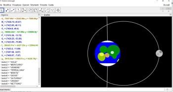 sistema solare dettaglio