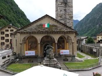 Chiesa Alagna