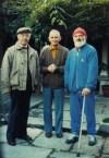 Lino Tosi con Amici