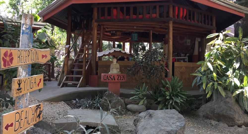 Costa Rica Santa Teresa e la Casa Zen per la pratica yoga