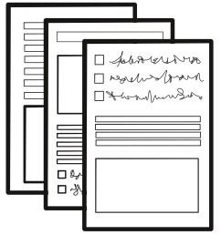 multiple form templates [ 3200 x 3200 Pixel ]
