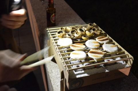 Eventküche Guerilla Cooking