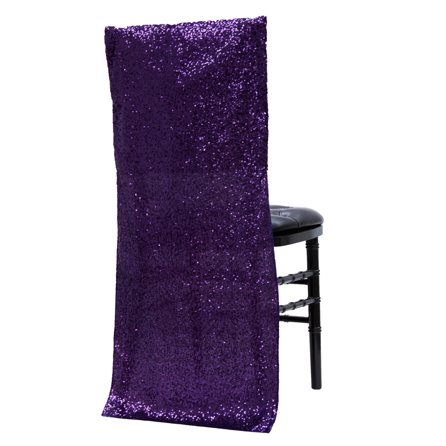 gold sequin chair covers cover rentals fresno ca | event décor lab minneapolis