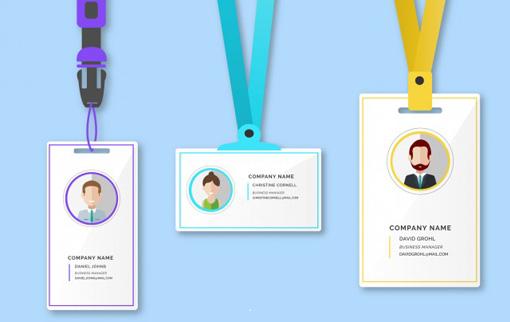 event badges 100 ideas