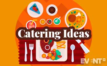 200 event catering ideas
