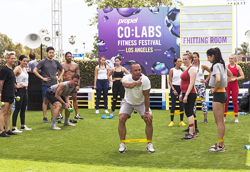 How Wellness Experiences are Weaving Their Way Into Consumer Events and Conferences