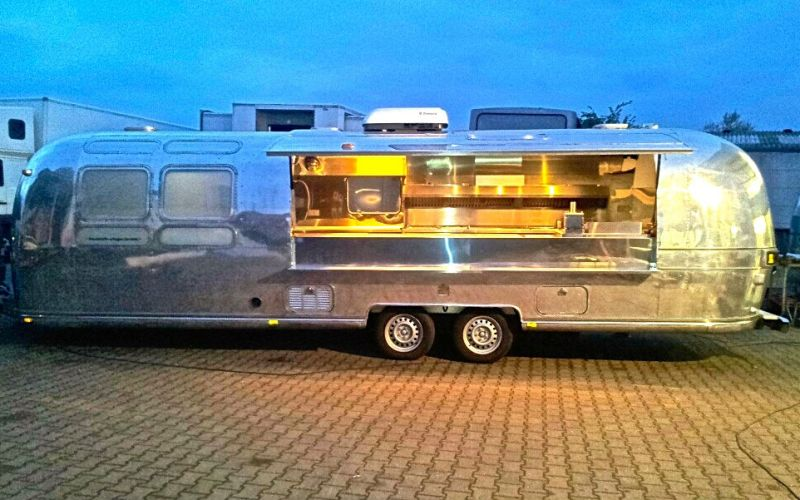 Foodtruck Gastro Trailer Airstream