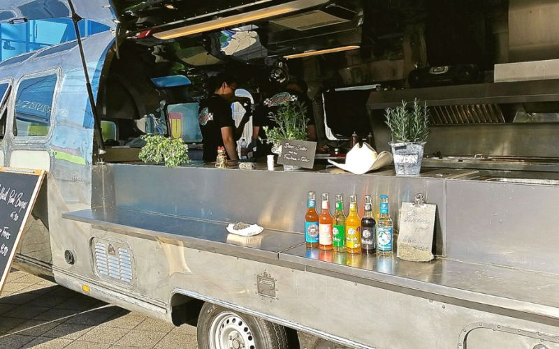 Airstream Gastro-Trailer - Foodtruck