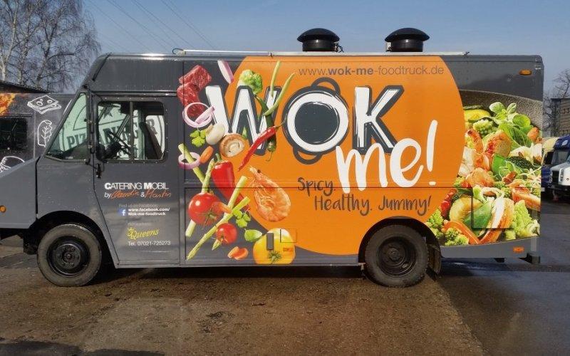 Wok Truck