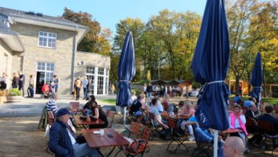 Wannseeterrassen Restaurant,Café, Ausflugslokal,Essen/Trinken,Berlin,#VisitBerlin