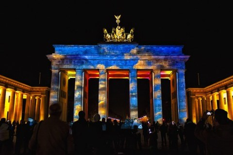 Berlin leuchtet ,Lichterfest 2017