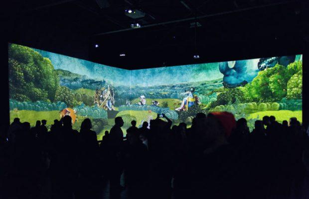 Die Multimedia-Ausstellung zum 500. Todestag verlängert nochmals und bleibt bis 4. Juni 2017