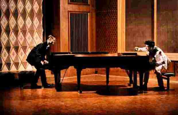 Andreas Kern vs. Paul Cibis Piano Battle