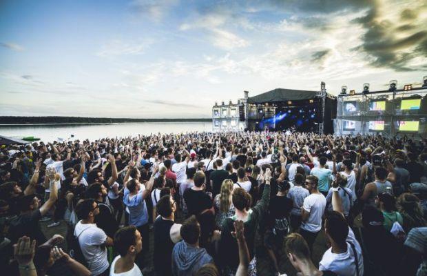 HELENE BEACH FESTIVAL 2017 Boarding completed!