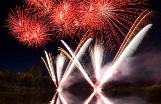 Großes Sonnenwendfest mit grandiosem Höhenfeuerwerk