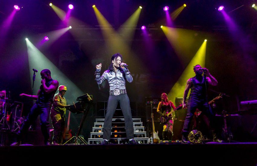 King of Pop,Berlin,Konzert,Thriller,Michael Jackson-Show