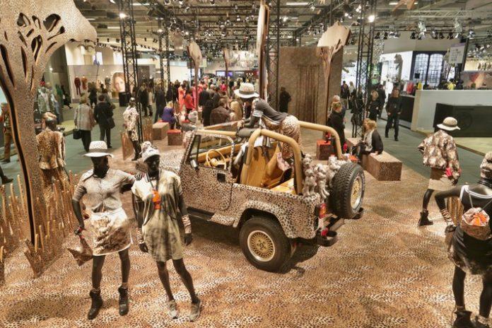 Fashion / Beauty, Mode, Bild, Lifestyle, Messen, Berlin
