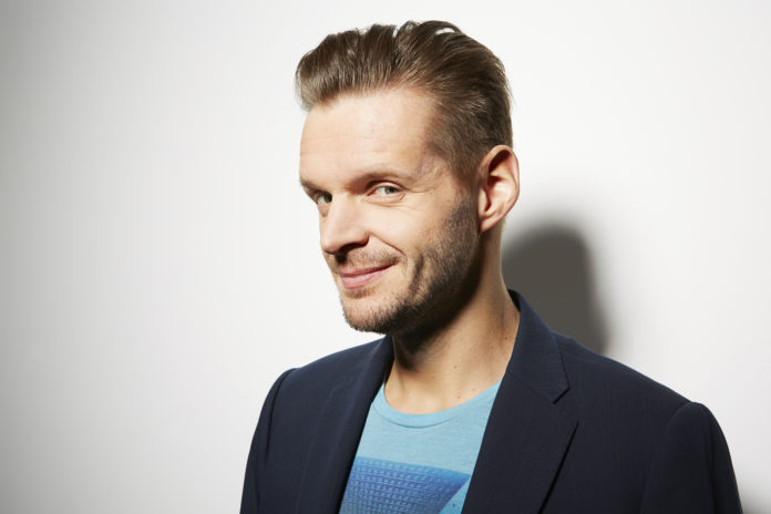 Florian Schroeder ,radioeins Satireshow,Berlin