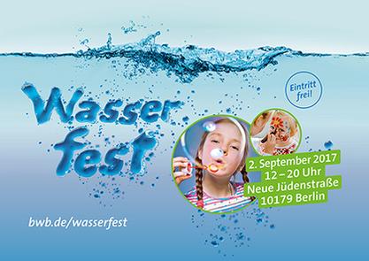 Wasserfest,Familienfest,Berlin